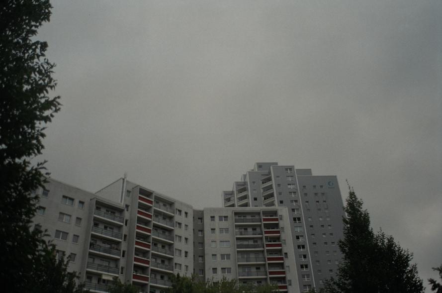 Immeuble à logement, Marzahn, Berlin, 2019