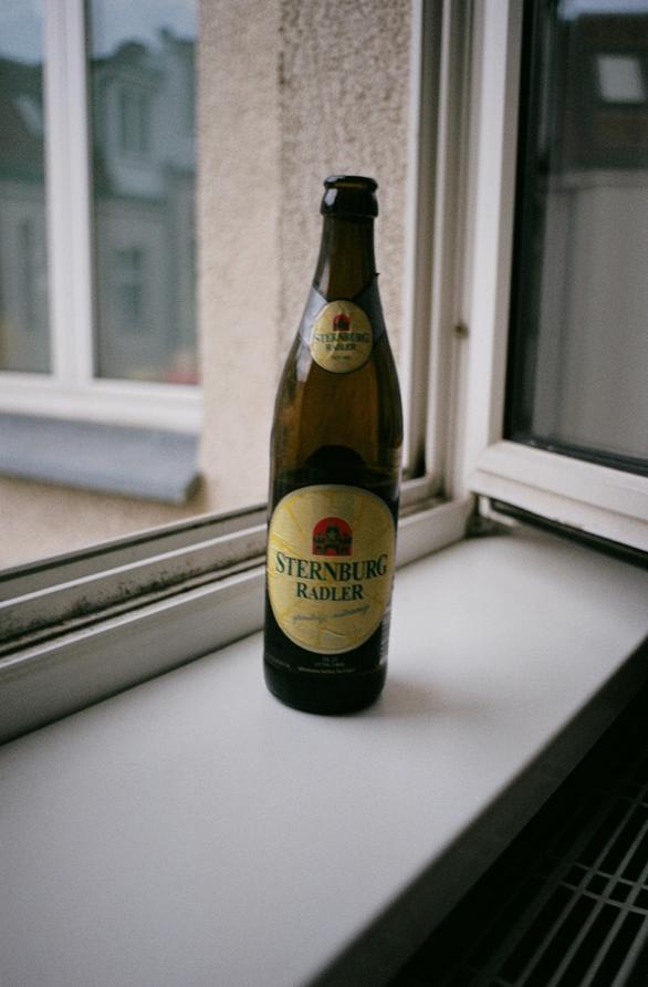 Bière de marque est-allemande, Berlin, 2019